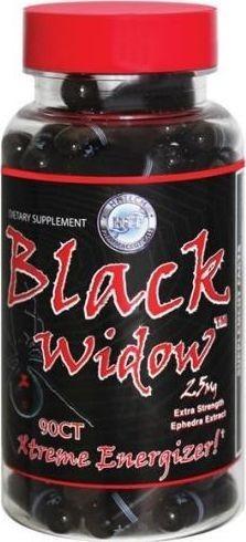 black widow fat burner