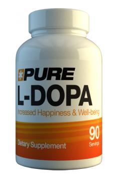 Pure Labs Nutrition L-Dopa 90 caps