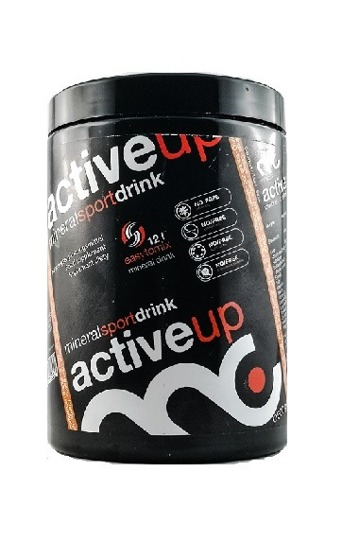 Muscle clinic active mineral drink 500g for Testosteron w tabletkach