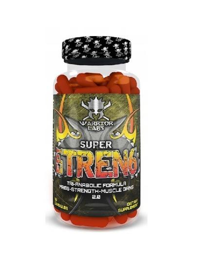 Bodyshock for Testosteron w tabletkach