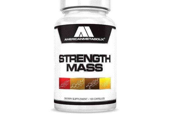 Testosterone booster American Metabolix Strength Mass 120 caps bodyshock.pro