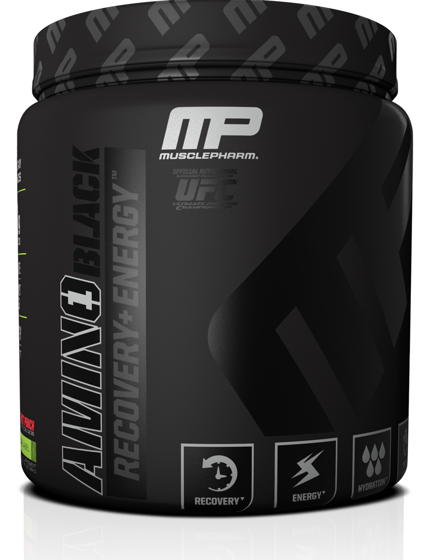 Musclepharm amino 1 black 384g for Testosteron w tabletkach