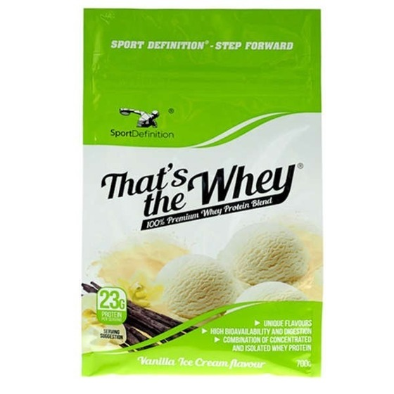 Sport definition that 39 s the whey 700g for Testosteron w tabletkach