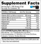 esp przedtreningówka metabolic nutrition
