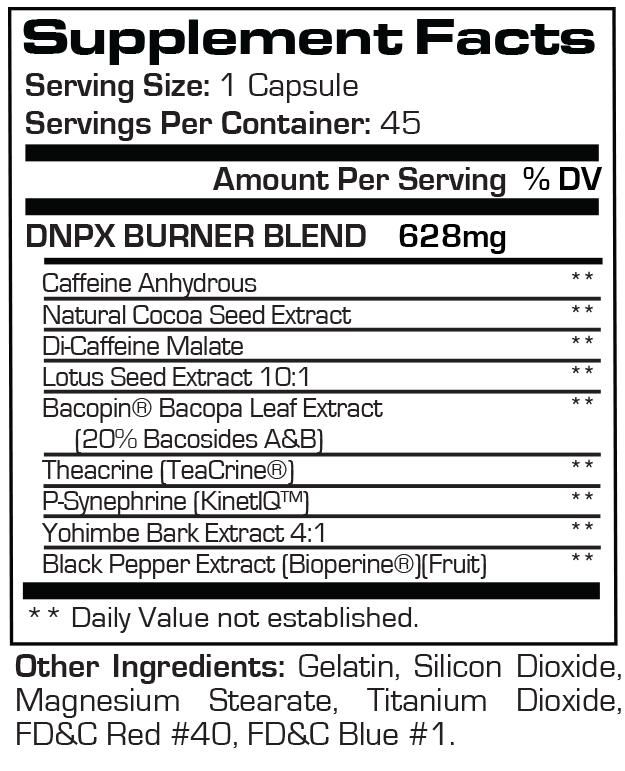 dnpx fat burner review