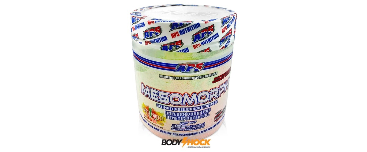 The revival of the legend MESOMORPH 3.0 and everything you need to know about it