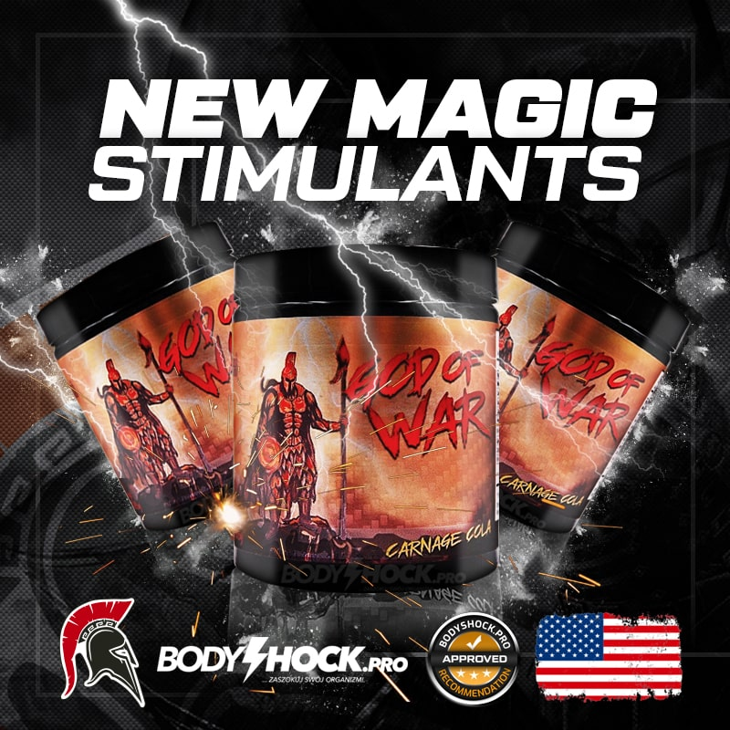 New Magic Stimulants | End of Dmaa?