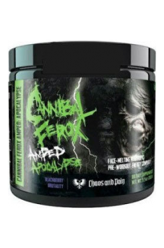 Cannibal Ferox Amped Apocalypse