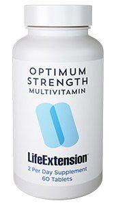 Optimum Strength Multivitamin 60 caps