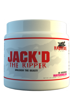 Jack'd The Ripper